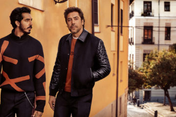 ERMENGILDO ZEGNA FALL 2018 COLLECION FILM STARRING JAVIER BARDEM AND DEV PATEL