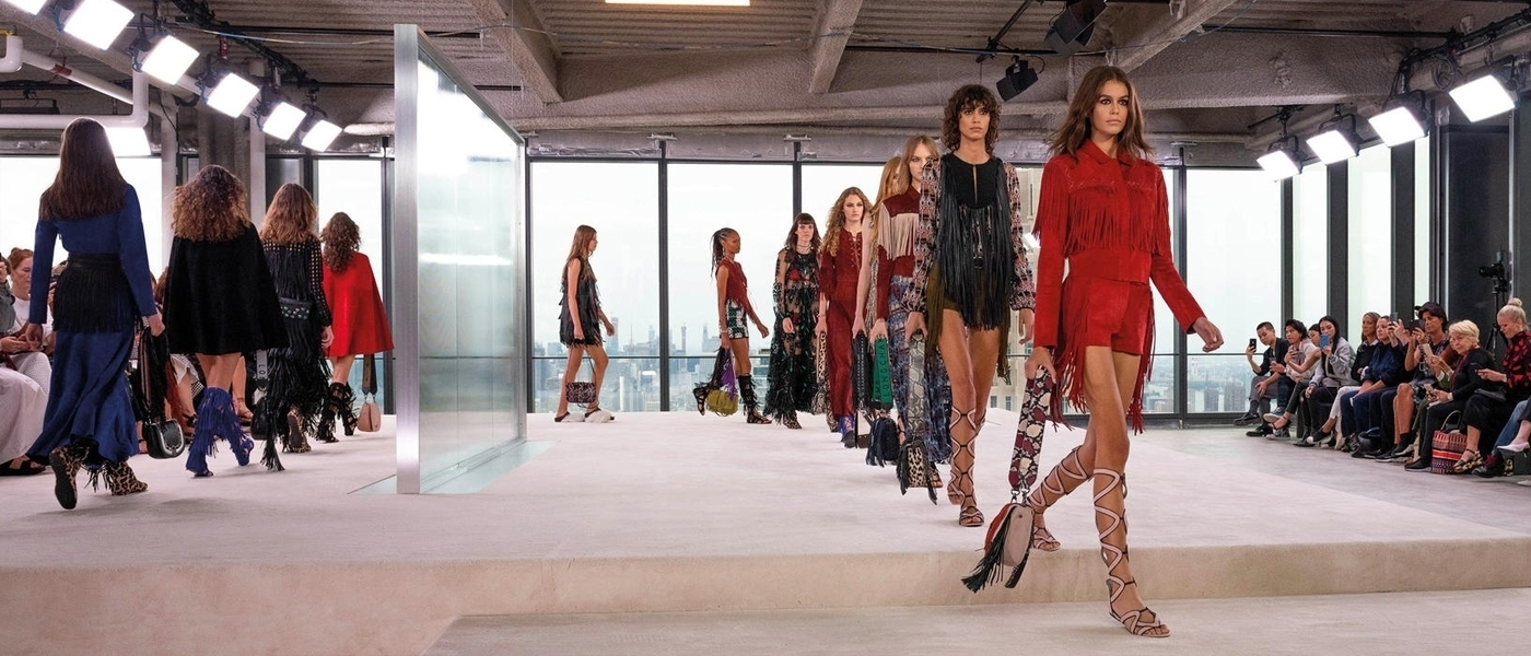 LONGCHAMP SPRING 2018 RTW COLLECTION