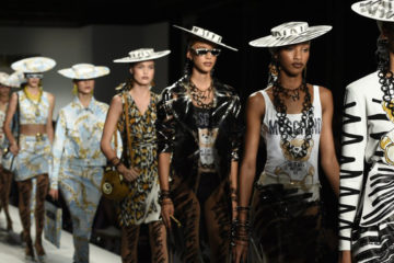 MOSCHINO SPRING 2019 RTW COLLECTION