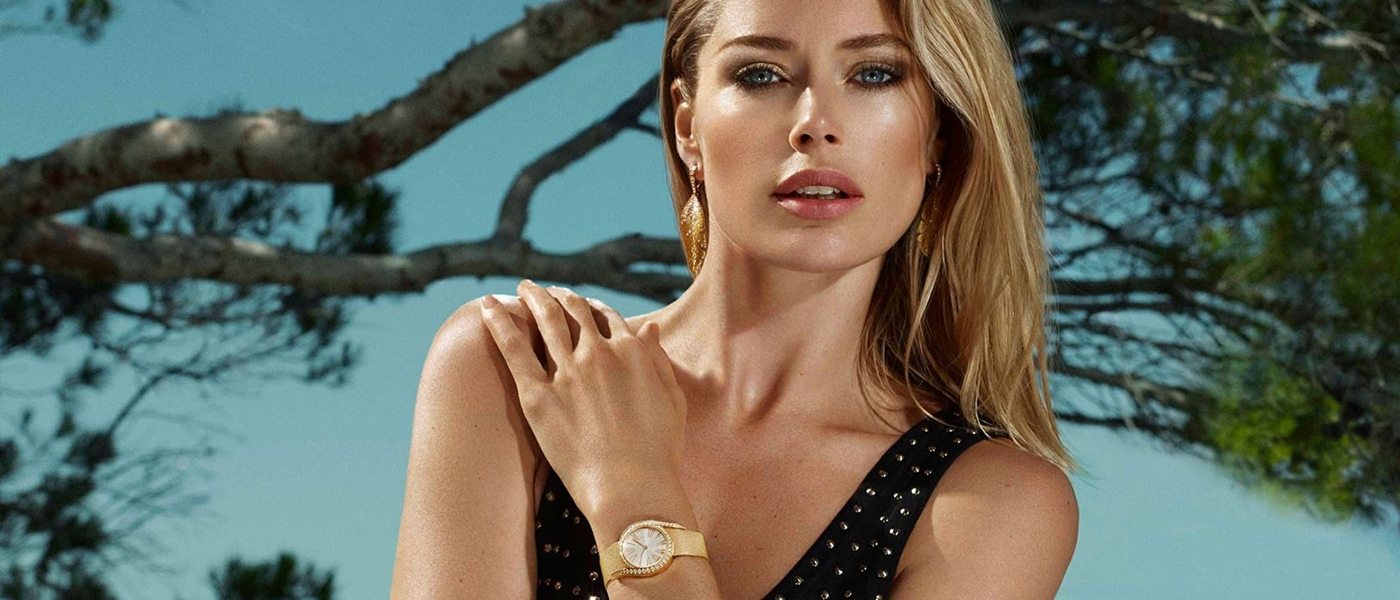 PIAGET LIMELIGHT GALA TIMEPIECE AD CAMPAIGN