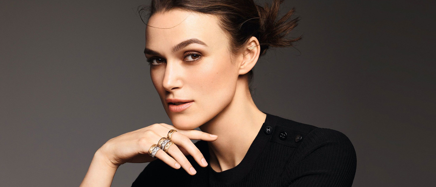 CHANEL COCO CRUSH 2018 FINE JEWELRY COLLECTION FILM STARING KEIRA KNIGHTLEY