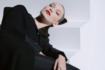 CHRISTIAN DIOR 'THE BEAUTY OF A DARK DREAM' MAKEUP FILM STARRING BELLA HADID