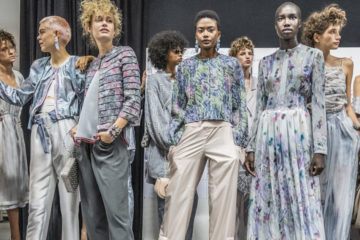 GIORGIO ARMANI SPRING 2019 RTW COLLECTION