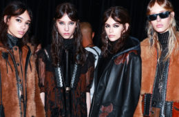 SHOP THE COACH FALL 2018 RTW COLLECTION