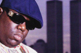 VERSACE THE CLANS SUNGLASSES COLLECTION FEATURING NOTORIOUS B.I.G