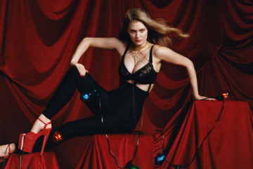 AGENT PROVOCATEUR HOLIDAY 2018 COLLECTION FILM