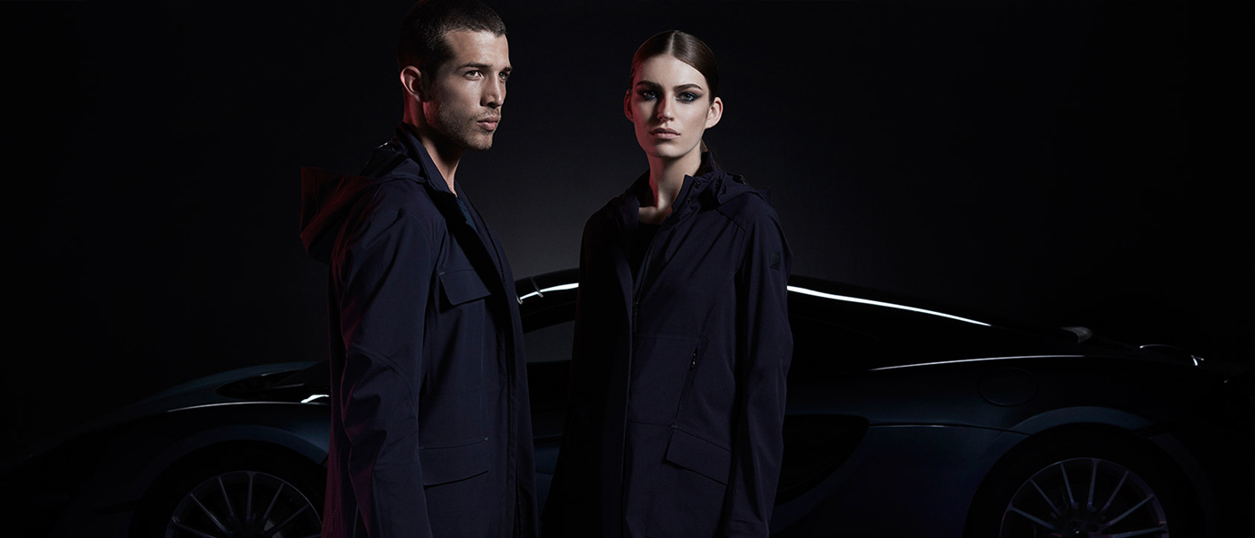 BELSTAFF X MCLAREN CAPSULE COLLECTION FILM