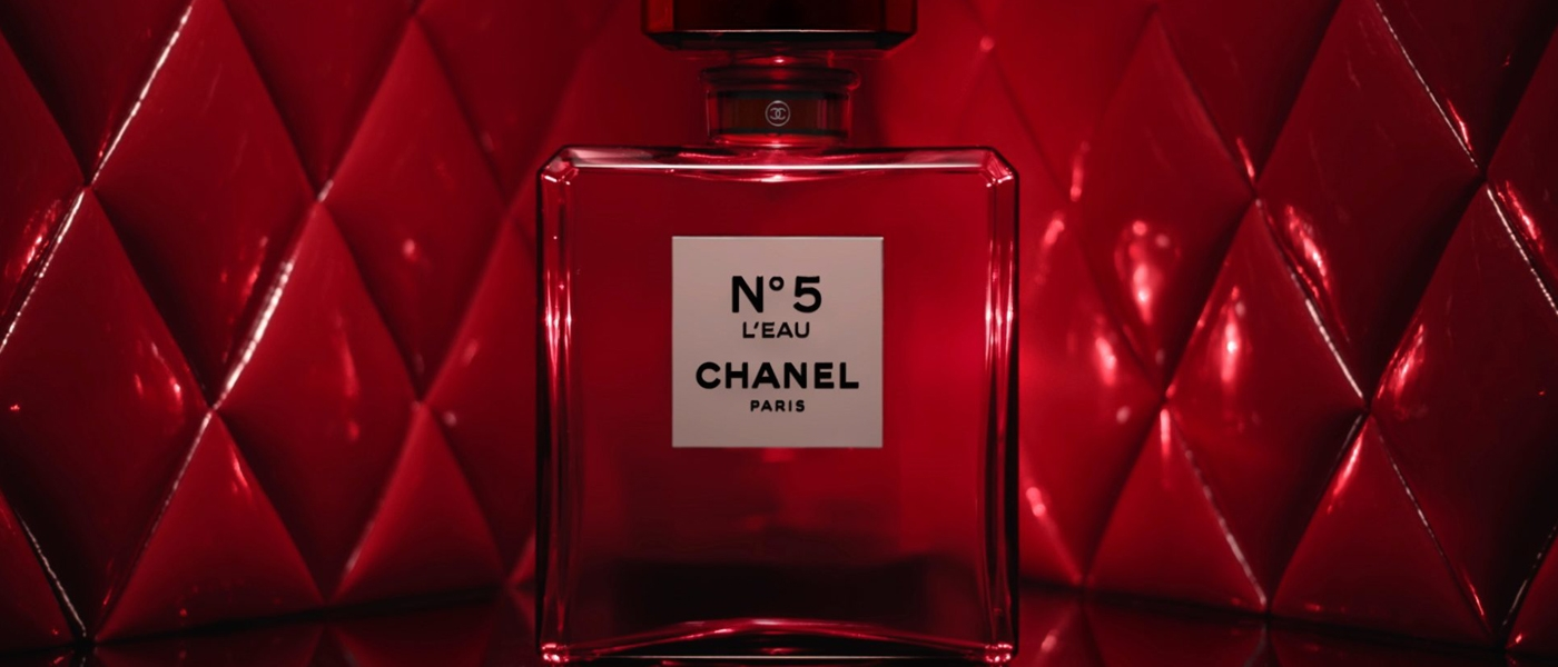 CHANEL NO. 5 RED EDITION FRAGRANCE COLLECTION