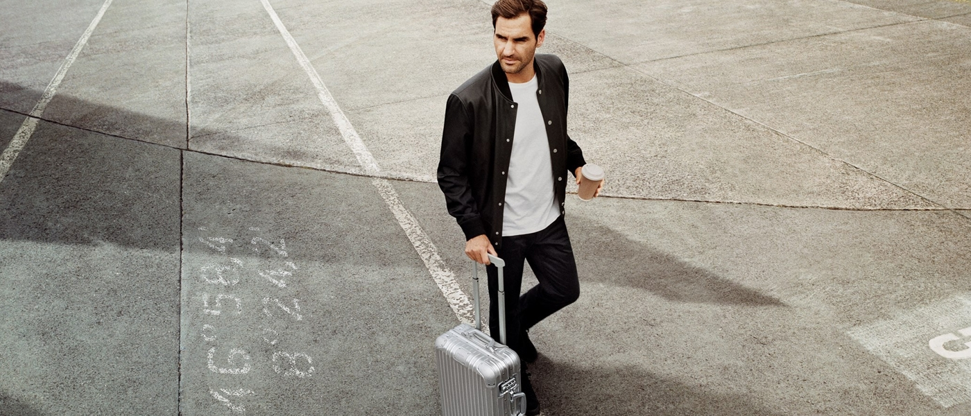 RIMOWA 120TH ANNIVERSARY FILM CAMPAIGN STARRING FIVE CULTURAL ICONS