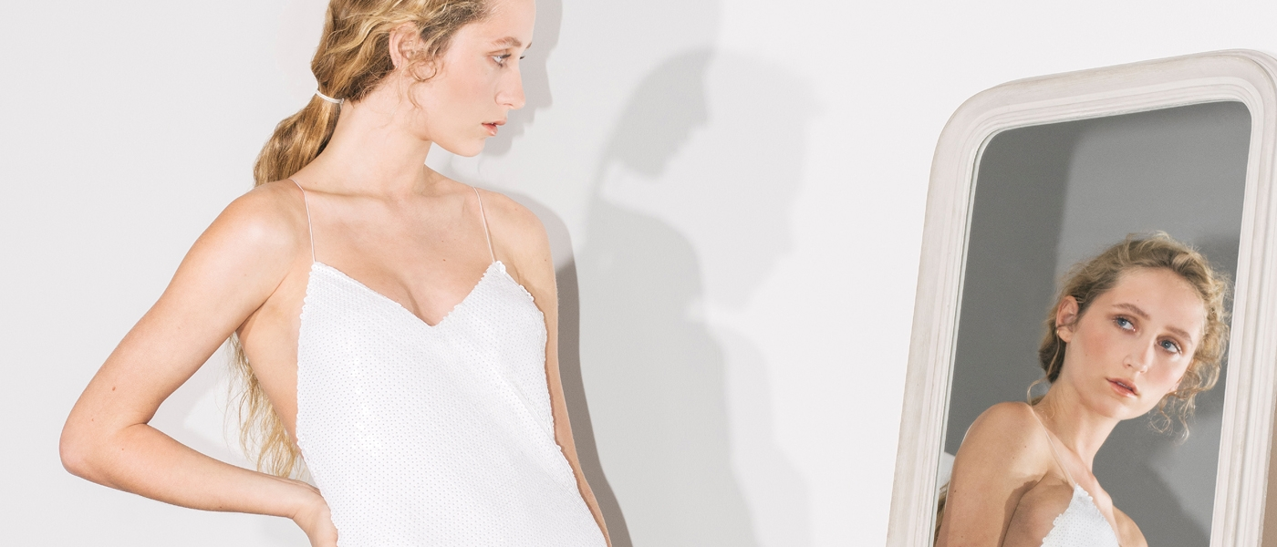 STELLA MCCARTNEY DEBUT BRIDAL COLLECTION