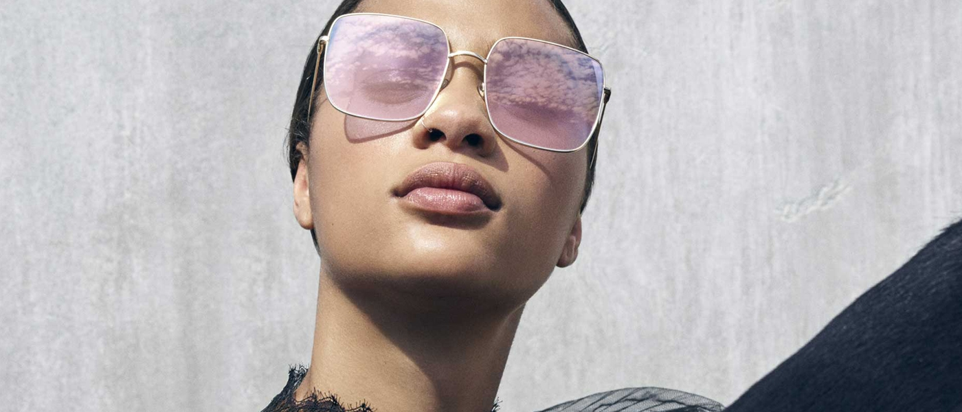 372d56bfb583 Christian dior resort eyewear ad campaign les faÇons jpg 1400x600 Dior  sunglasses ads