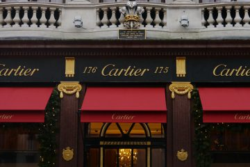 CARTIER REOPENED BOUTIQUE IN LONDON