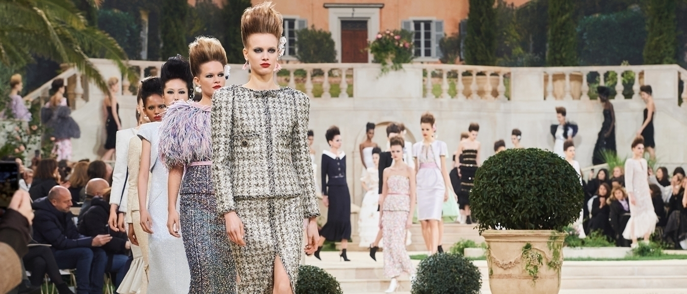 CHANEL SPRING 2019 HAUTE COUTURE COLLECTION