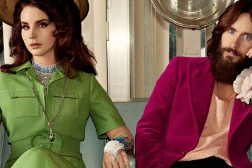 GUCCI FOREVER GUILTY FRAGRANCE FILM STARRING JARED LETO AND LANA DEL REY