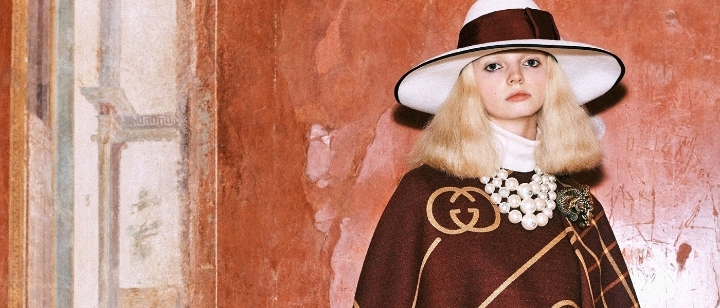 GUCCI PRE-FALL 2019 COLLECTION