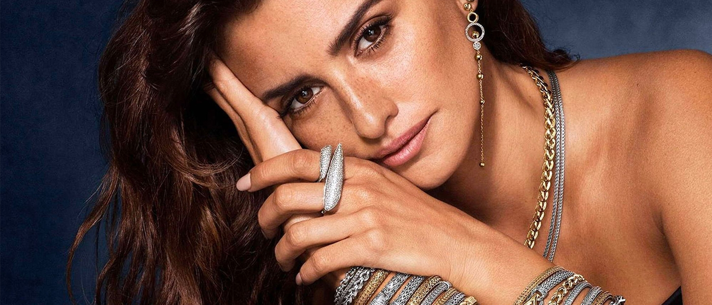 JOHN HARDY SPRING 2019 'MADE FOR LEGENDS' AD CAMPAIGN FEATURING PENELOPE CRUZ