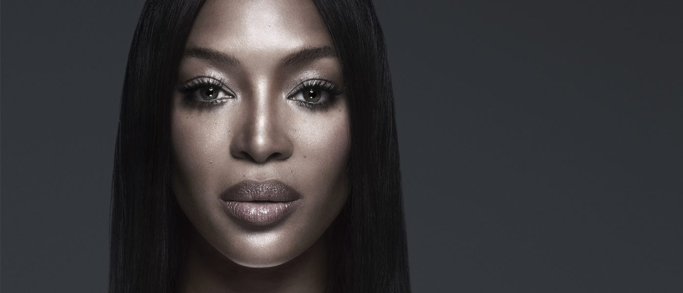 NARS SPRING 2019 AD CAMPAIGN FEATURING NAOMI CAMPBELL