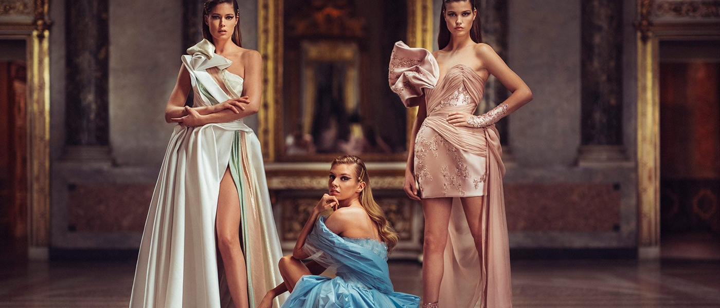 ATELIER VERSACE SPRING 2019 HAUTE COUTURE COLLECTION