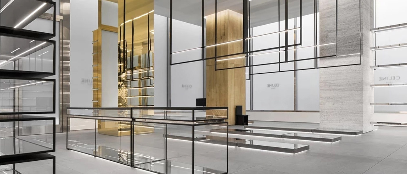 CELINE NEW BOUTIQUE IN NEW YORK