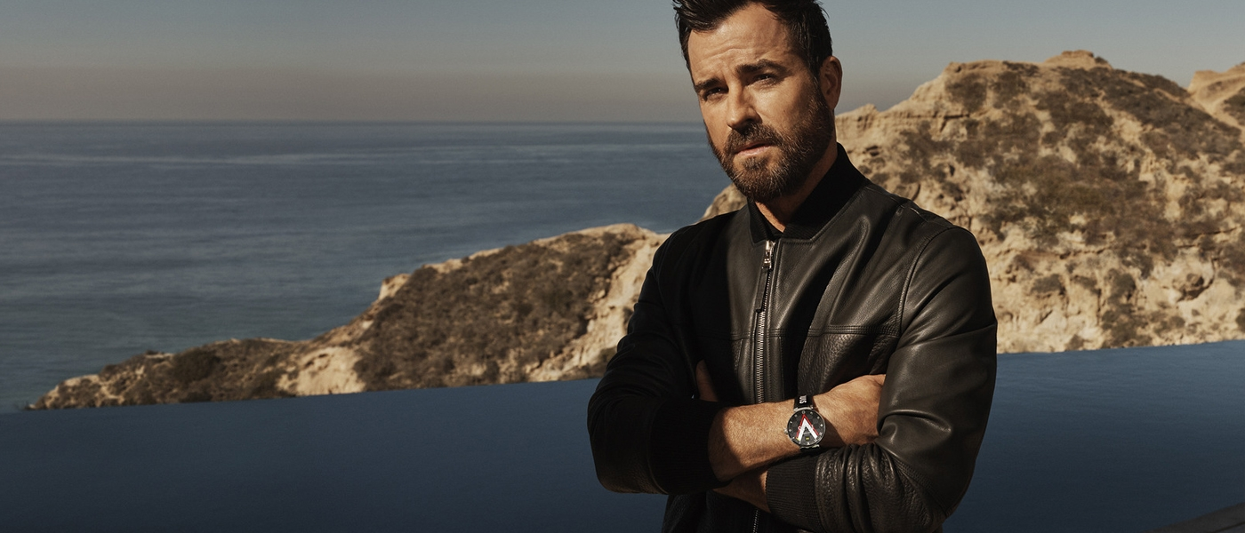 LOUIS VUITTON TAMBOUR HORIZON STAR-STUDDED 2019 FILM CAMPAIGN