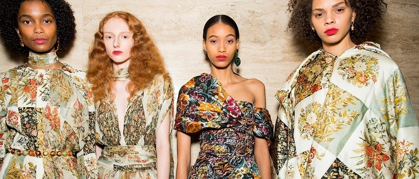 OSCAR DE LA RENTA FALL 2019 RTW COLLECTION