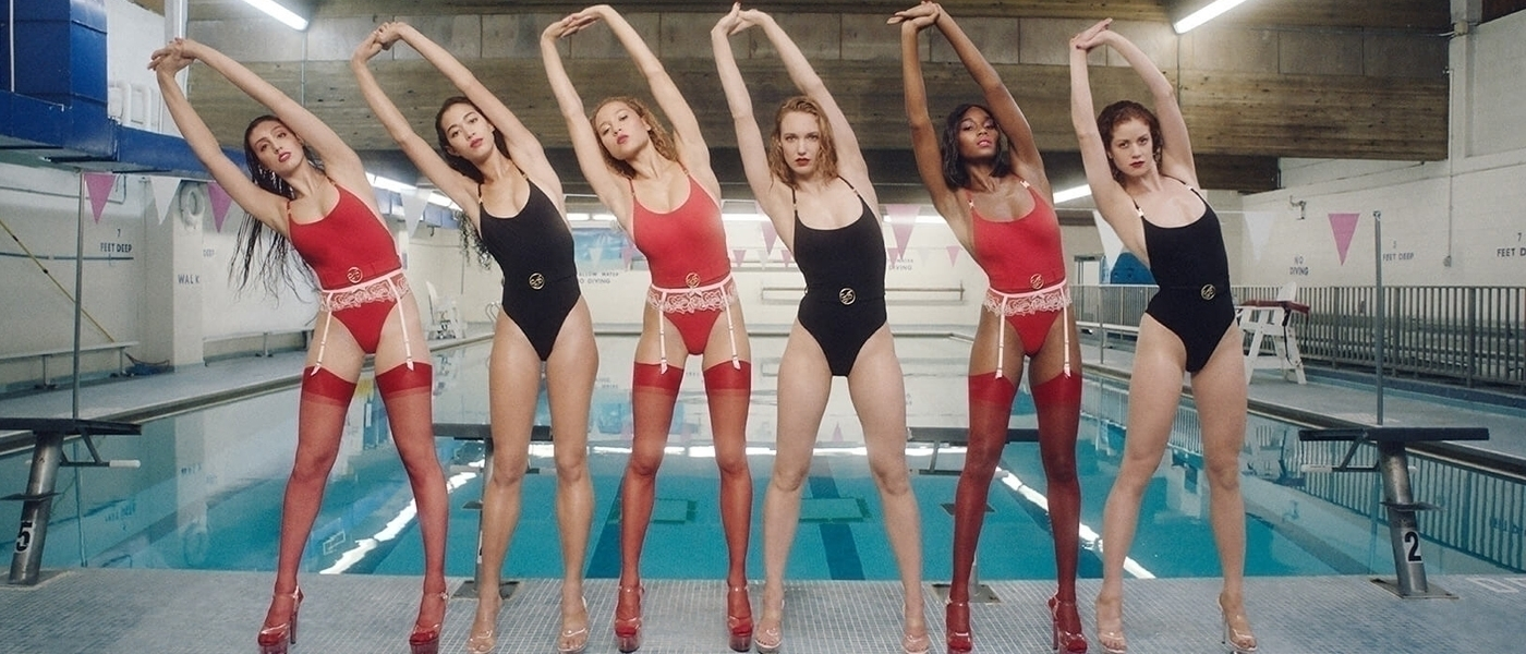 AGENT PROVOCATEUR SPRING 2019 COLLECTION FILM