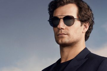 BOSS 'INTO THE LIGHT' SPRING 2019 EYEWEAR COLLECTION FILM STARRING HENRY CAVILL