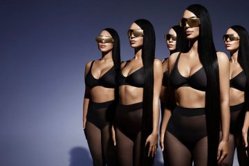 CAROLINA LEMKE X KIM KARDASHIAN EYEWEAR CAPSULE COLLECTION
