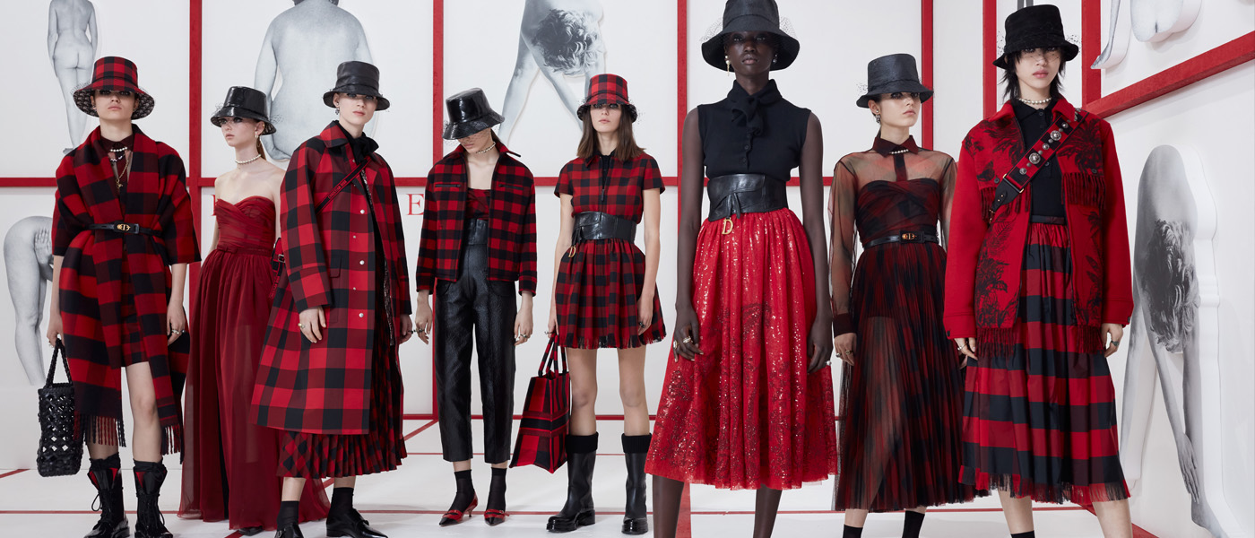 CHRISTIAN DIOR FALL 2019 RTW COLLECTION