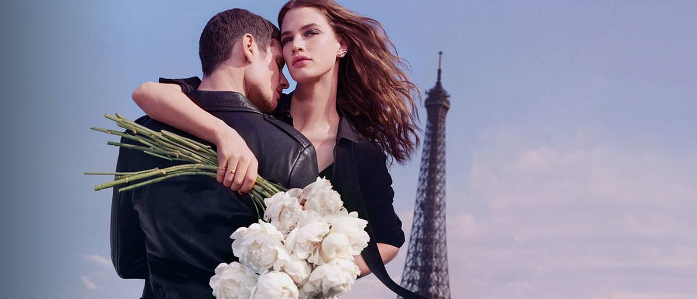 YVES SAINT LAURENT BEAUTY MON PARIS FLORAL FRAGRANCE FILM